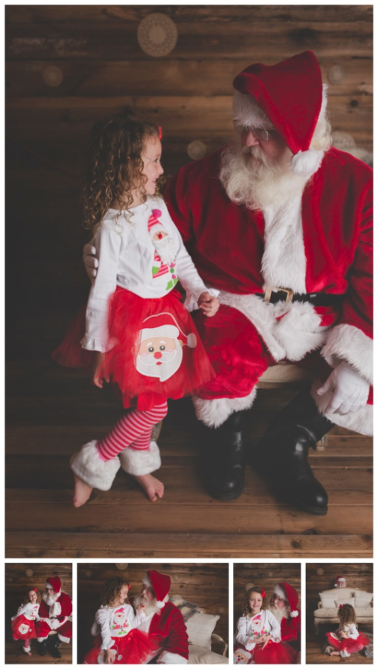 Pensacola, FL Santa Pictures - By Lindsey Friar Photography