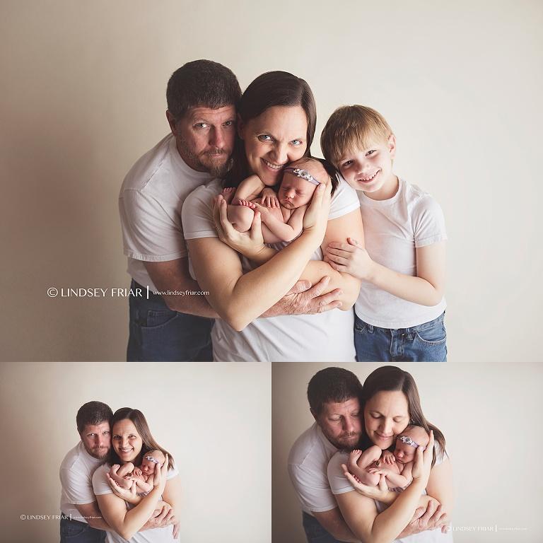 Pensacola Florida Newborn Photographer