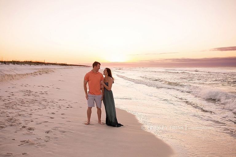 Pensacola, FL Engagement Photographer