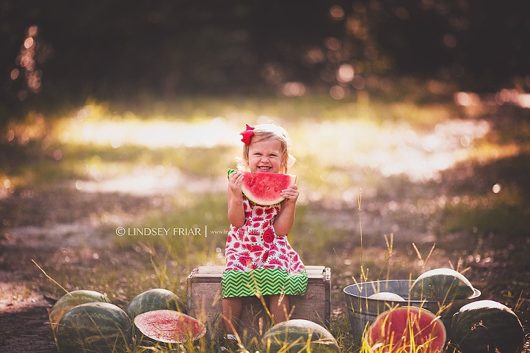 Watermelon Mini Sessions
