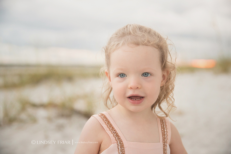 Navarre Beach, Florida Family Photographer