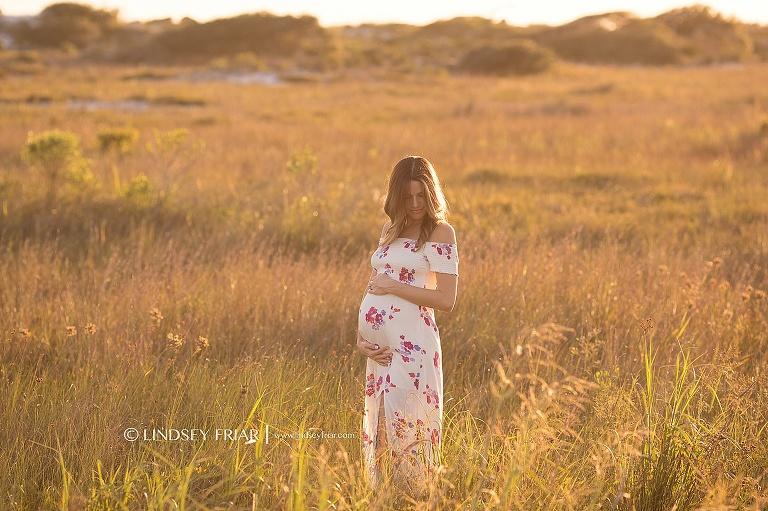 Pensacola Beach Maternity Photographer