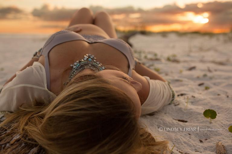 Maternity Photographer - Pensacola Beach