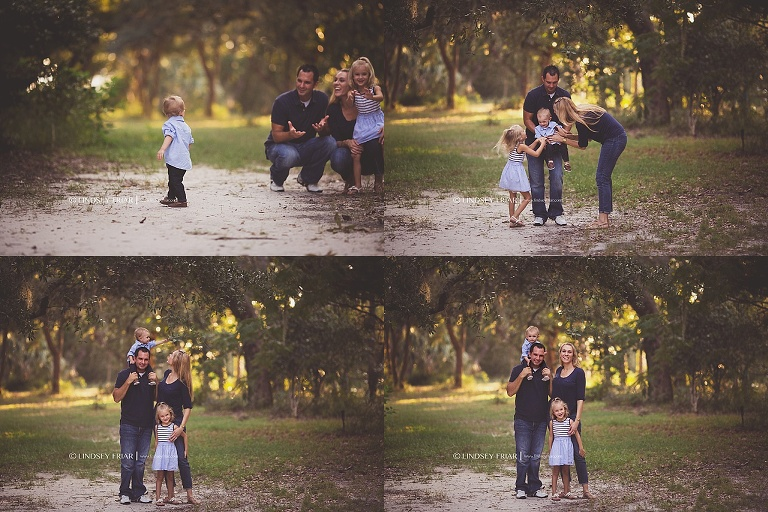 Gulf Breeze, Florida Family Photographer