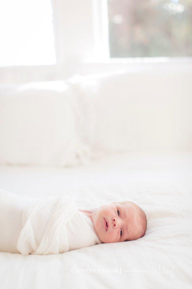 Pensacola Florida Lifestyle Newborn Photographer