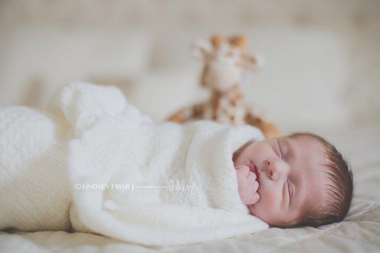 Gulf Breeze, Florida Lifestyle Newborn Photographer