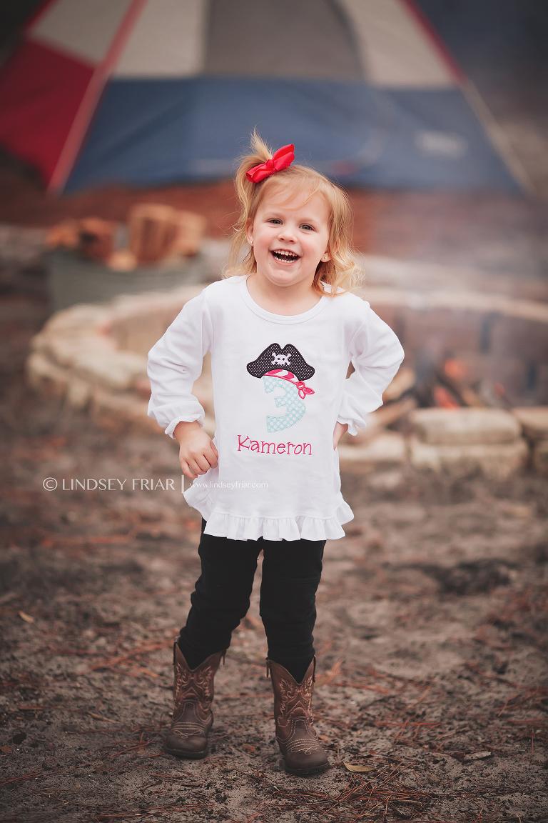 Campfire Mini Sessions Gulf Breeze, Florida Photographer