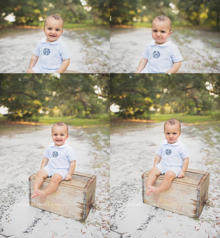 Gulf Breeze Baby Photographer