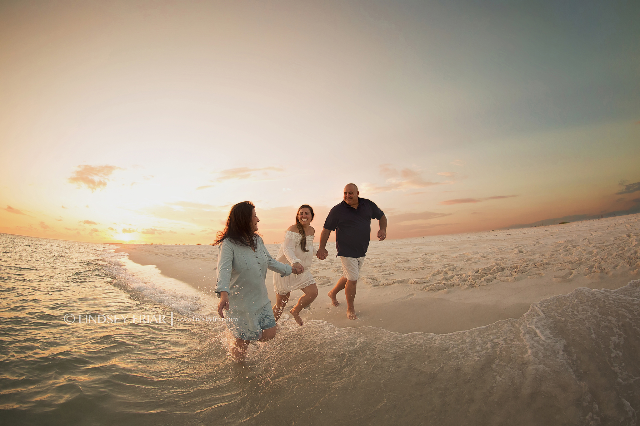 Pensacola Beach, Florida Family Photographer