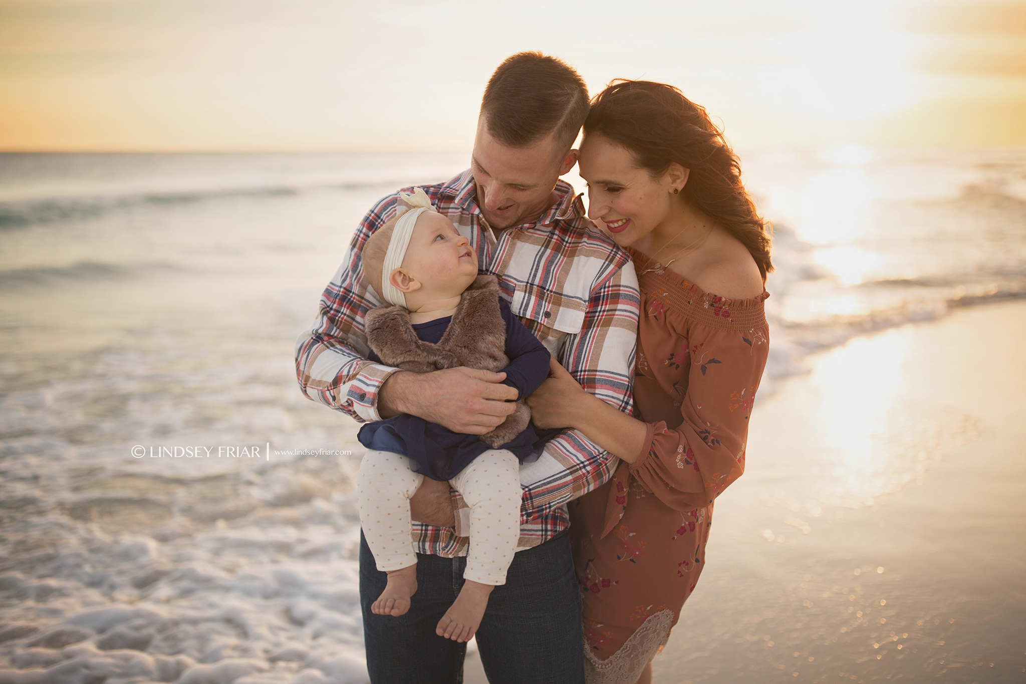 Pensacola Beach Florida Family Photographer