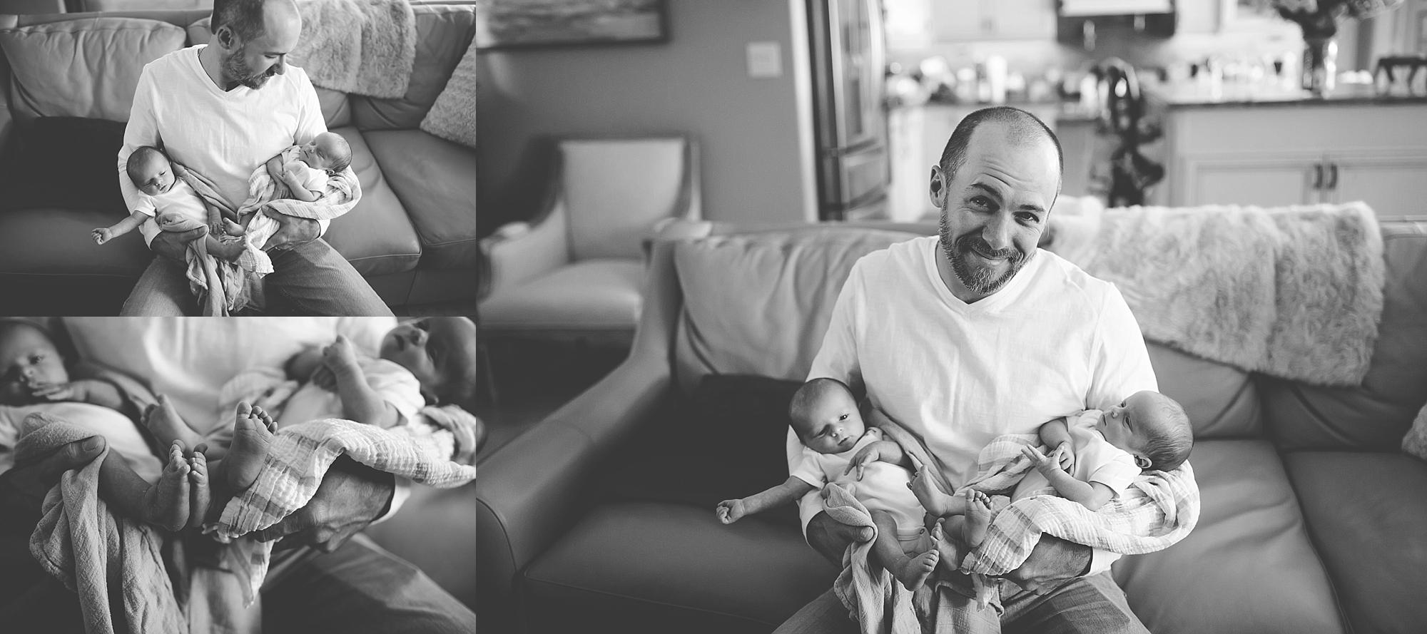 Pensacola, Florida Lifestyle Newborn Photographer